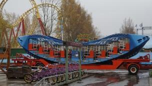 """""""Shuttle"""" verlässt Freizeit-Land Geiselwind: Aus für Fahrgeschäfte-Klassiker nach 25 Jahren"""