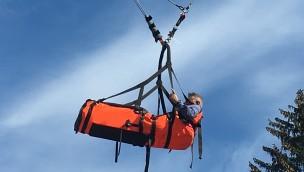 SkyCoaster SkySled