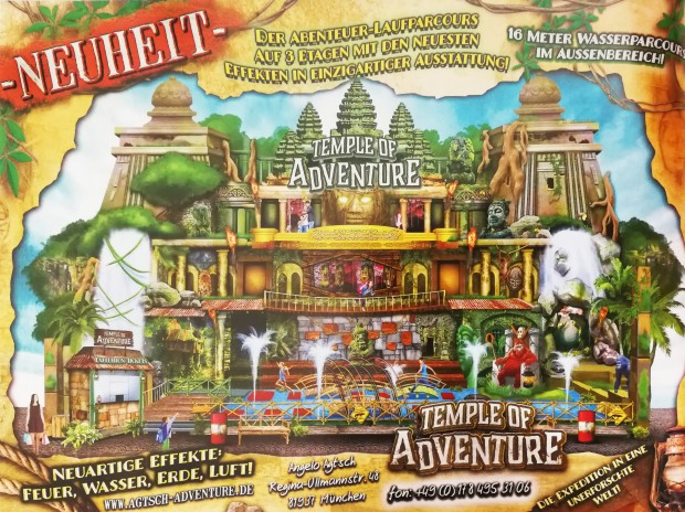 Temple of Adventure Agtsch Artwork
