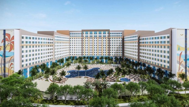 Universal Orlando Resort Hotel 2019 Artwork 1