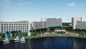 Universal Orlando resort 2019 2 Artwork Hotel