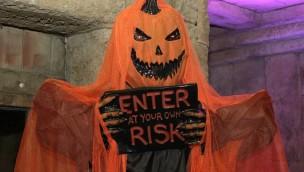 Zoo Osnabrück Halloween Enter at your own Risk