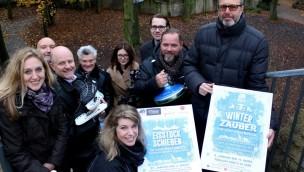 """Zoo Osnabrück im Winter 2018 erstmals mit """"Winterzauber"""": Winterdorf mit Eisstockschießen und Eislaufbahn zur kalten Jahreszeit"""