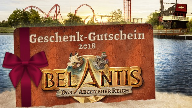 BELANTIS Geschenk-Gutschein 2018