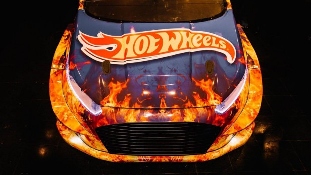 Beto Carrero World Hot Wheels-Bereich 2018