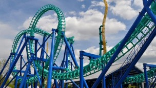 Stinger in Dorney Park