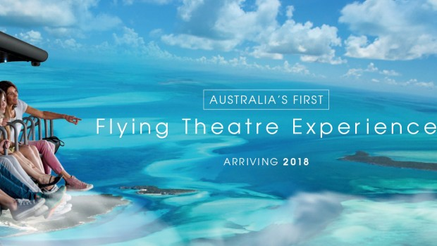 DreamWorld Australia Flying-Theater