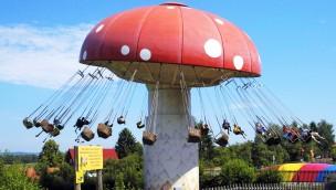 Erlebnispark Steinau Fliegenpilz Kettenkarussell
