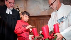 Die Kirche im Europa-Park lud zum Adventsgottesdienst 2017 – ein Rückblick