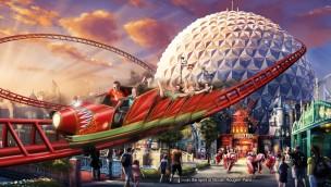 """""""Can Can Coaster"""" das VR-Erlebnis der neuen """"Eurosat"""" im Europa-Park? Marke offiziell angemeldet!"""