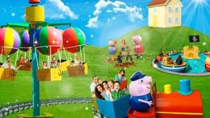 """Gardaland 2018 mit """"Peppa Pig Land"""": Attraktionen für neuen Themenbereich bekanntgegeben"""