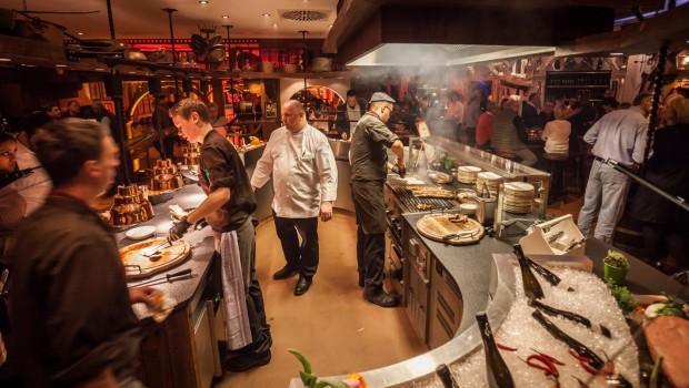 """Küchenparty im Hotel """"El Andaluz"""""""