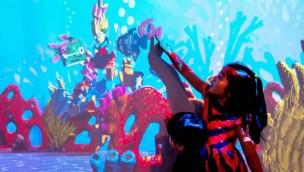 """LEGOLAND Windsor erweitert 2018 """"Miniland"""" und baut digitales Aquarium """"LEGO® Reef"""""""