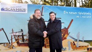 """""""POLARIUM"""" im Zoo Rostock nimmt Gestalt an: Richtfest für 4. Mai 2018 angekündigt"""
