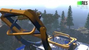"""Ride Engineers Switzerland präsentiert """"Stormforce 20"""": Konzept für irre Thrill-Attraktion in doppelter Ausführung"""