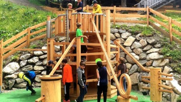 Sunkid Holzkugelturm Looping