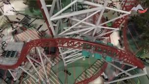 Walibie Rhones-Alpes 2019 gerstlauer Infinity Coaster Animation 1