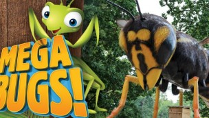 Mega Bugs! in Wild Adventures Theme Park