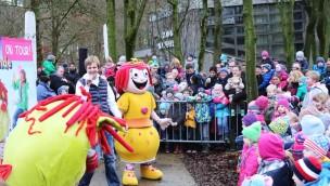 Zoo Osnabrück Heiligabend 2017 mit freiem Eintritt für Kinder und besonderem Programm