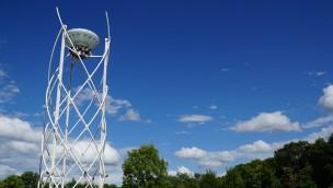 Parc Astérix eröffnet 2018 Aerobar: Erfrischung und Aussicht in 40 Metern Höhe
