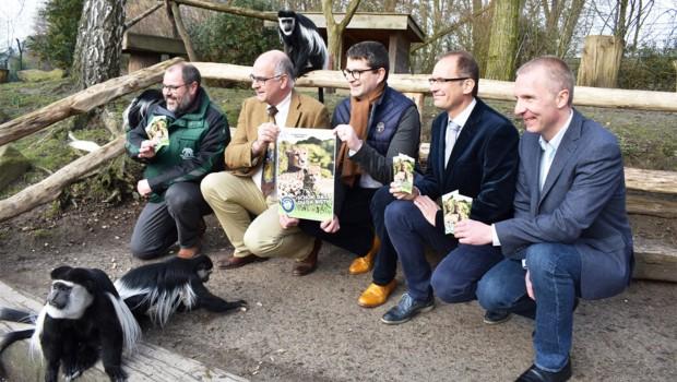Allwetterzoo Münster feiert 2018 Kooperation mit münsterschen Krankenhaus