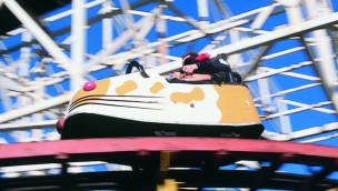 Blackpool Pleasure Beach Wild Mouse