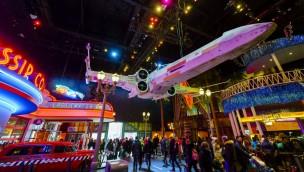 Die Zeit der Macht 2018 in Disneyland Paris - Star Wars Ausstellung