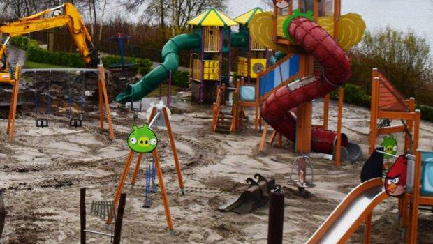 DippieDoe neuer Spielplatz 2018