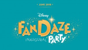 Disney FanDaze Inaugural Party