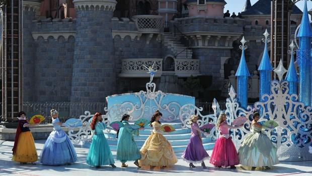 Disneyland Paris feier 2018 das Festival der Piraten und Prinzessinnen
