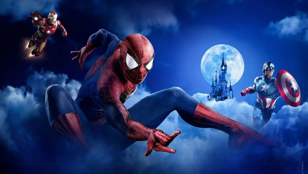 Disneyland Paris feiert 2018 den Marvel Sommer der Superhelden