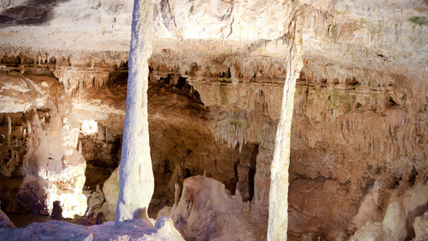 Erlebniswelt Velburg: Tropfsteinhöhle