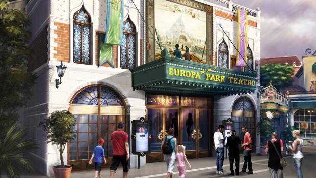 Europa-Park Teatro Rendering