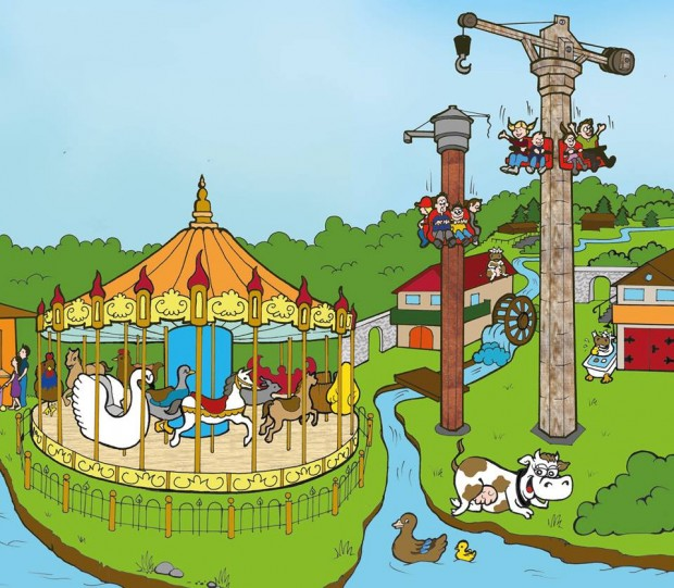 Familypark Neusiedlersee Neue Attraktionen 2018