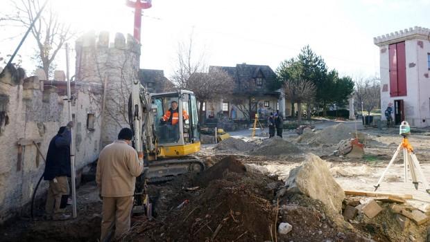 Familypark Neusiedlersee Neuheiten 2018 Baustelle