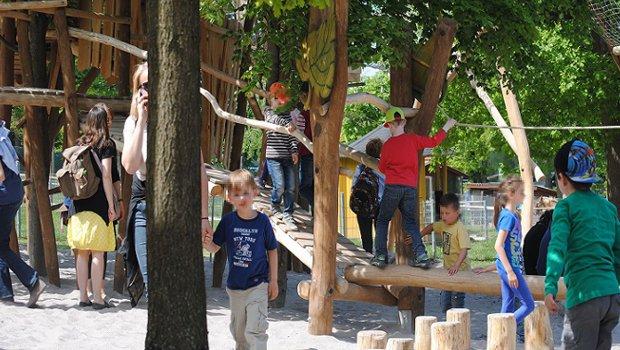 Freizeitpark Klotten 2018 mit Abenteuerbauernhof
