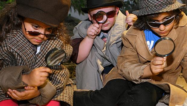 Explorado Kindermuseum in Duisburg: Kinder als Detektive