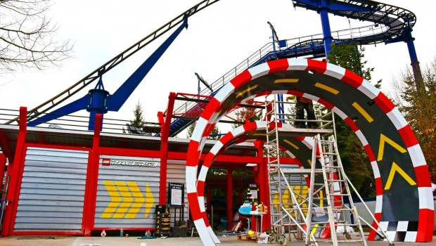 LEGOLAND Deutschland 2018 Great LEGO Race VR Eingang
