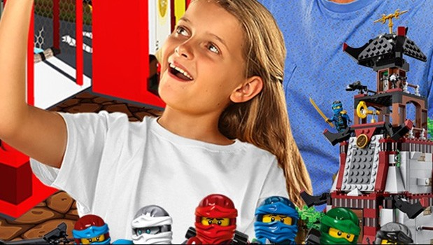 Legoland Discovery Centre Berlin: Ninjago City Adventure