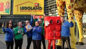 LEGOLAND Discovery Centre Oberhausen feiert 2018 fünfjähriges Bestehen – Geburtstagsparty am 2. März