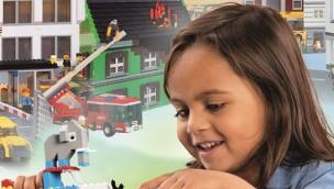 """LEGOLAND Discovery Centre Oberhausen eröffnet 2018 neuen """"LEGO City Builder""""-Spielbereich"""