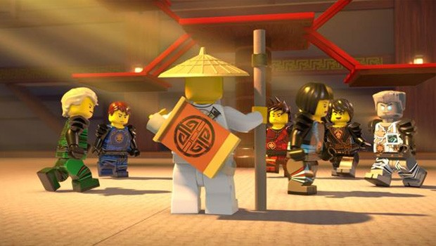 LEGOLAND Windsor: 4D-Film zu LEGO-Ninjago