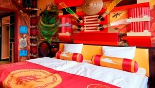 LEGOLAND Windsor: Hotelzimmer im Ninjago-Style