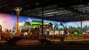 Errichtung von Majaland Kownaty in Polen fast abgeschlossen: Neuer Plopsa-Freizeitpark eröffnet 2018