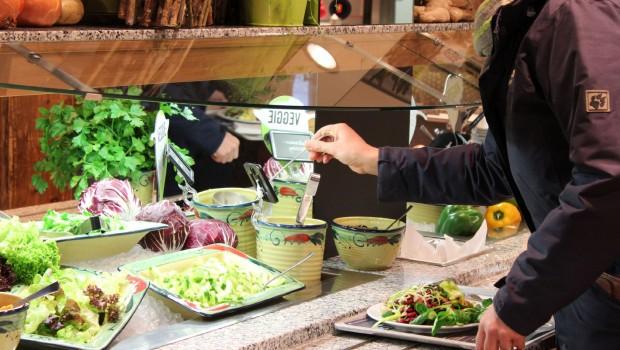 Tierpark Hellabrunn Restaurant Vegane Salatbar