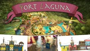 """""""Port Laguna"""" im Detail: So magisch wird das neue Eingangsgebiet des Toverland 2018!"""