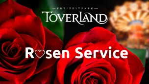 Toverland Rosen Service