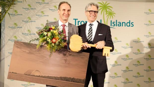 Tropical Island: 2018 neue Geschäftsführung