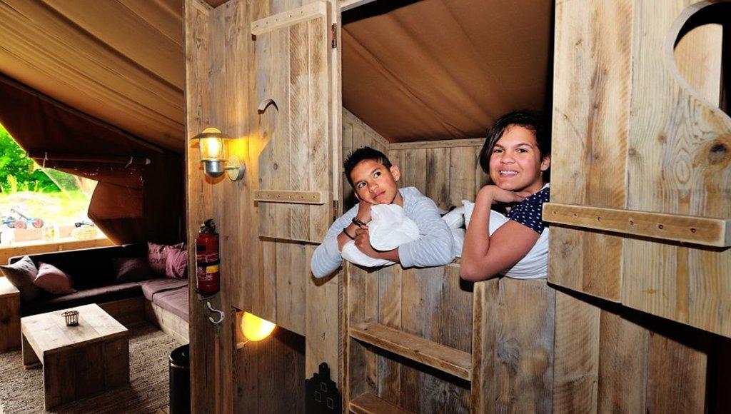 Lodges in Drouwenerzand 2018