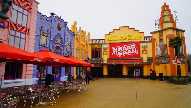 Walibi Holland Main Street alt